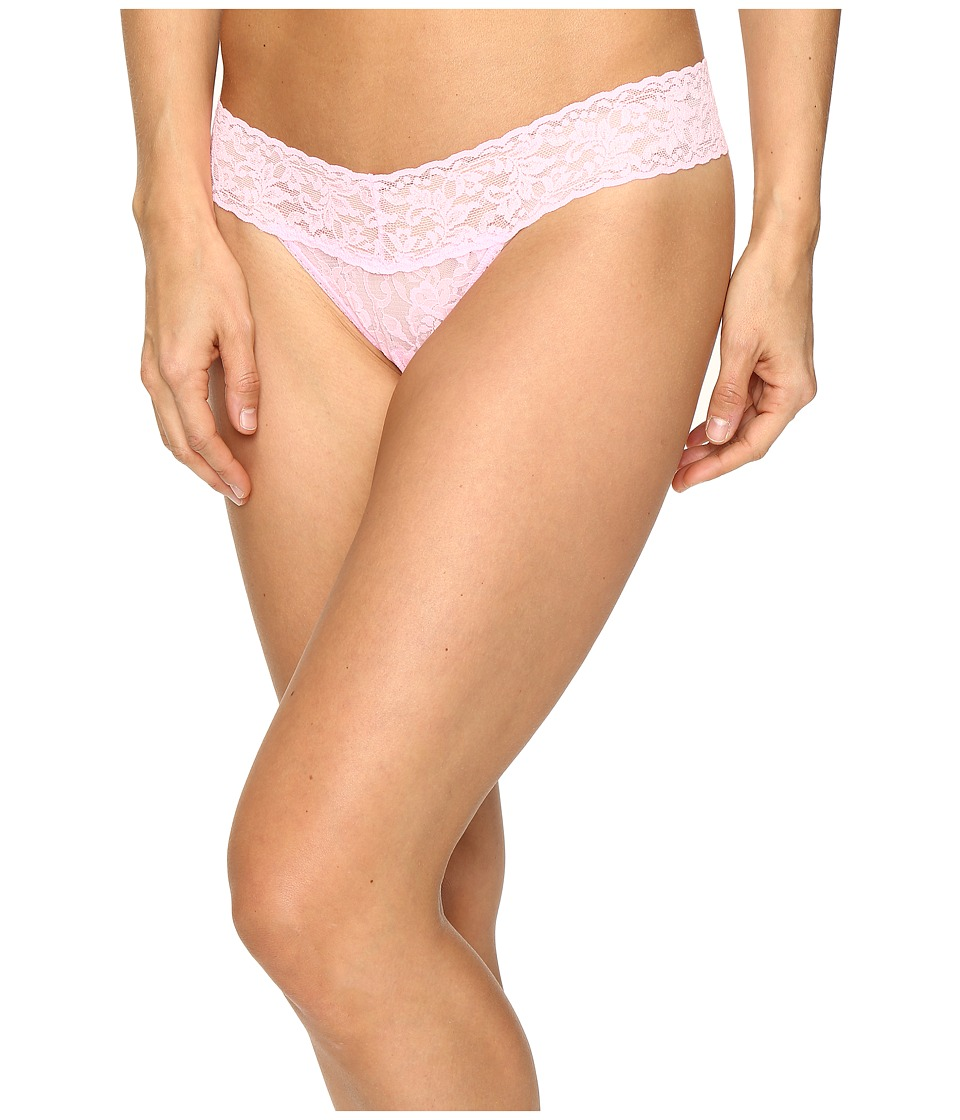 Hanky Panky - Signature Lace Low Rise Thong (Blossom) Women's Underwear