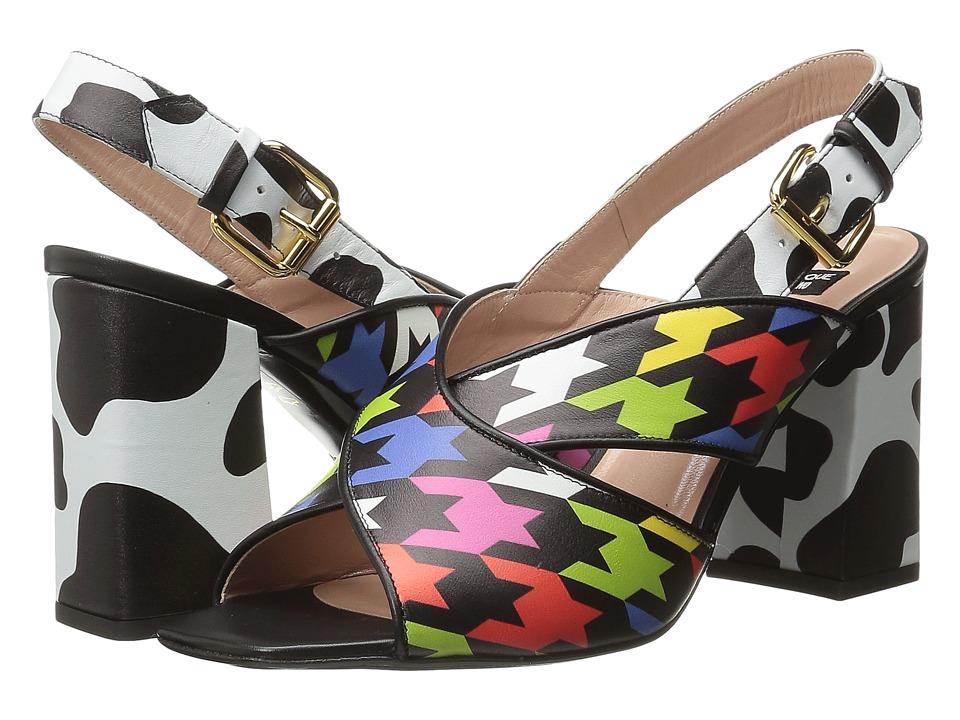 Boutique Moschino Strap Sandal (Multicolour) Women