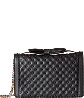 Boutique Moschino - Polka Dot Embroidered Bag Shoulder Bag