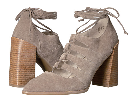 Seychelles Condition - Taupe Suede