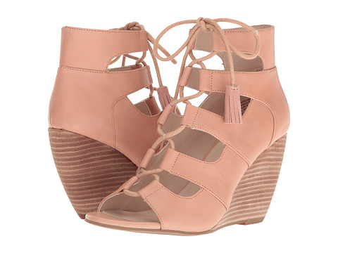 Seychelles Delirious - Nude Leather