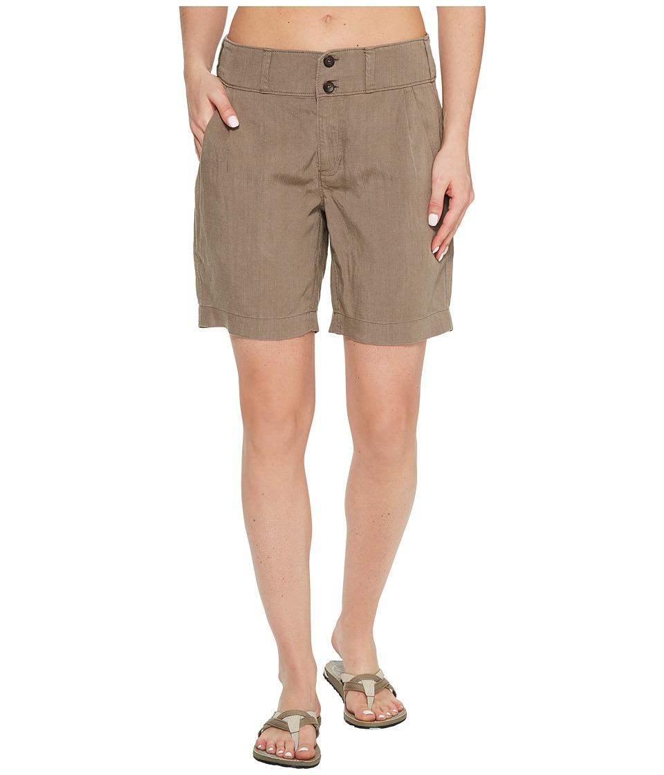 NAU NAU - Flaxible Long Shorts