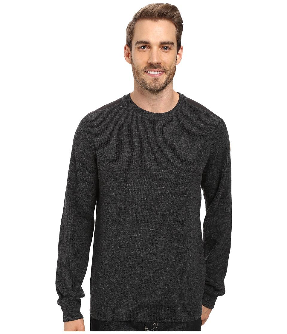 Fjallraven - Sormland Crew Sweater (Dark Grey) Mens Sweater