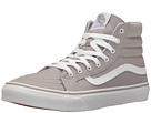 SK8-Hi Slim (Drizzle/True White) Skate Shoes