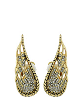 House of Harlow 1960 - Aquila Wing Clip-On Earrings