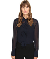 See by Chloe - Georgette Blouse with Bow Detailing