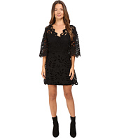 See by Chloe - Velvet Floral Lace Dress