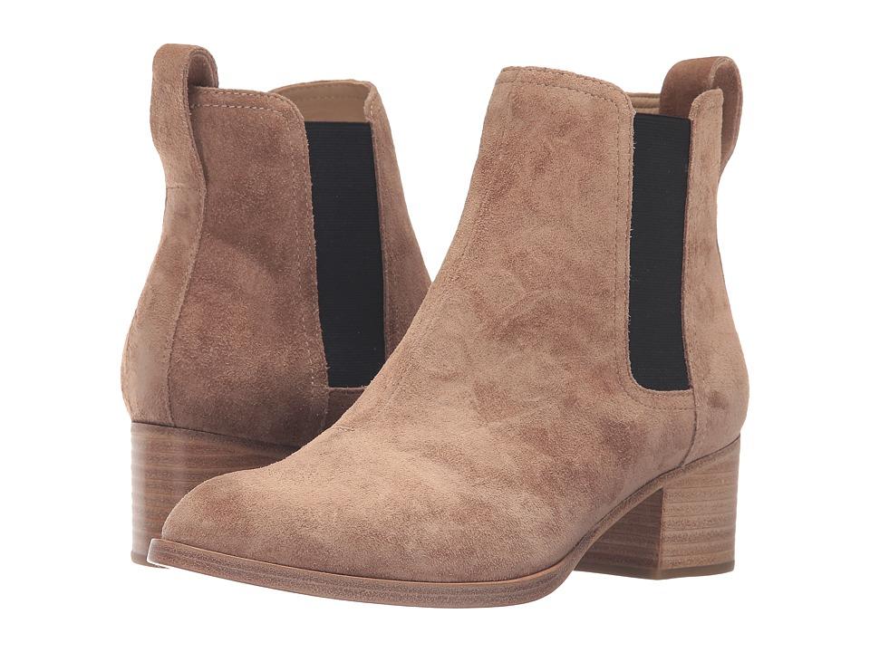 rag & bone Walker Boot (Camel Suede) Women