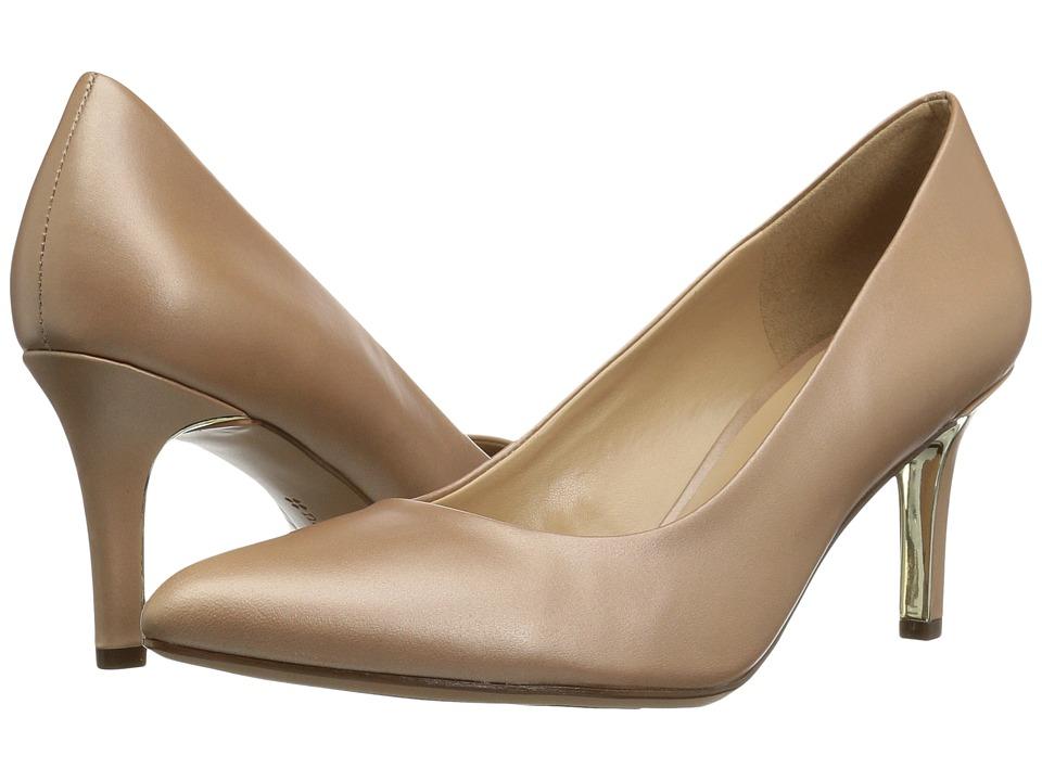 Naturalizer Natalie (Chai Leather) High Heels