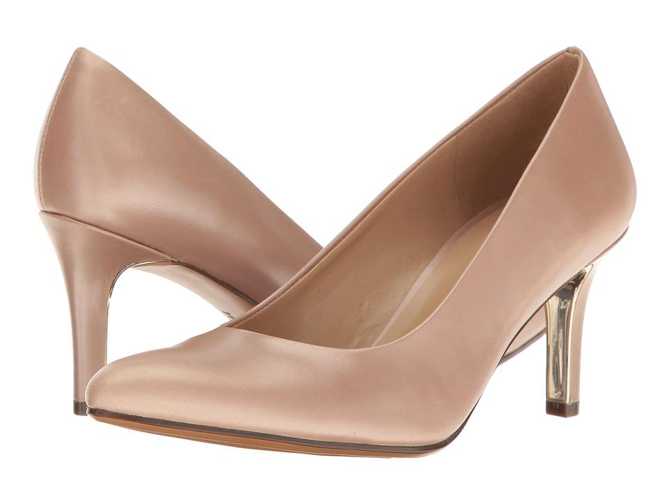 Naturalizer Natalie (Latte Leather) High Heels