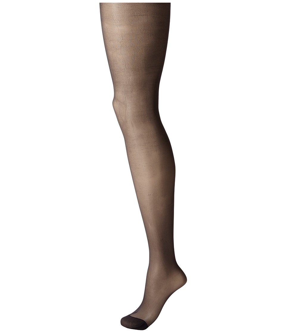 Pretty Polly - Plus Size Curves 10 Denier Nylon Tights