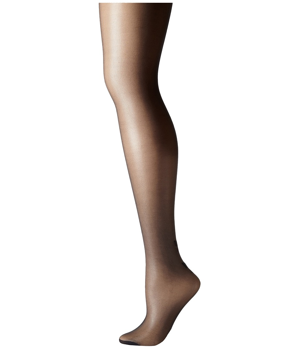 Seamed Stockings, Nylons, Tights Pretty Polly - Plus Size Curves Bow Backseam Tights Black Hose $21.25 AT vintagedancer.com