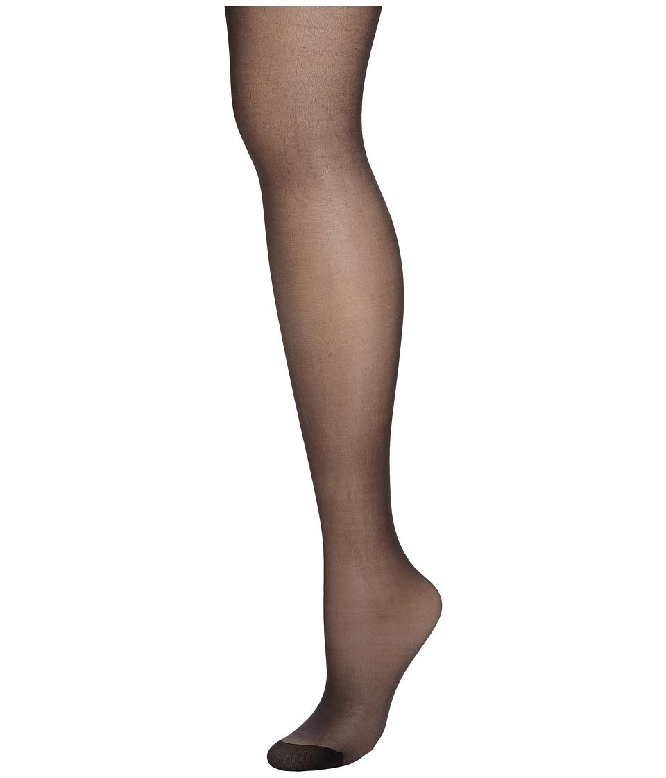 Pretty Polly - Nylons 10 Denier Gloss Tights (Black) Hose