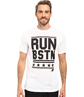 New Balance - Short Sleeve Graphic Heather Tech Tee