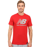 New Balance - Essentials Plus Short Sleeve Logo Tee
