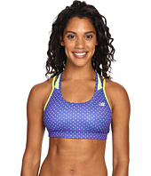 New Balance - Tonic Crop Print Bra