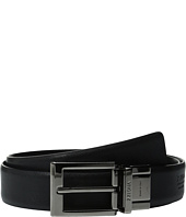 Z Zegna - Adjustable/Reversible BPOPG1 H32mm Belt