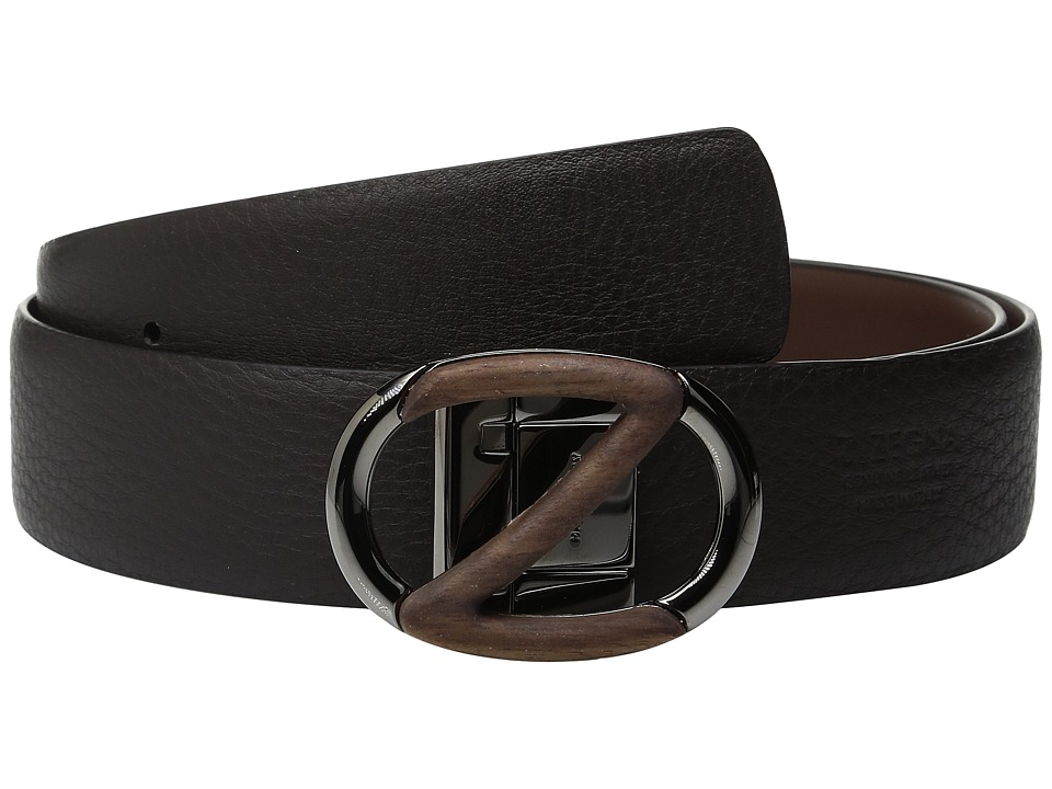 Z Zegna - Reversible BSELG1 H35mm Belt