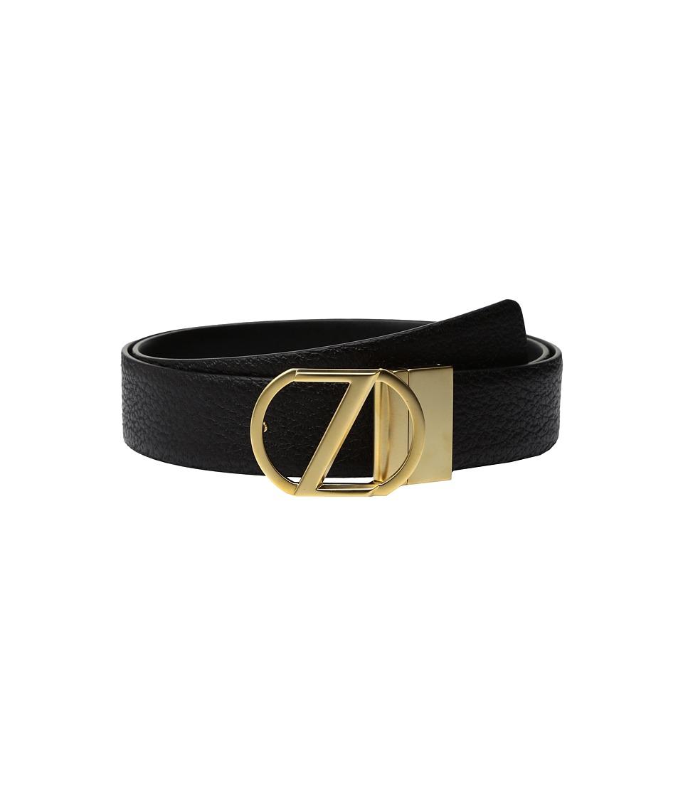 Z Zegna - Adjustable/Reversible BBOAG1 H35mm Belt