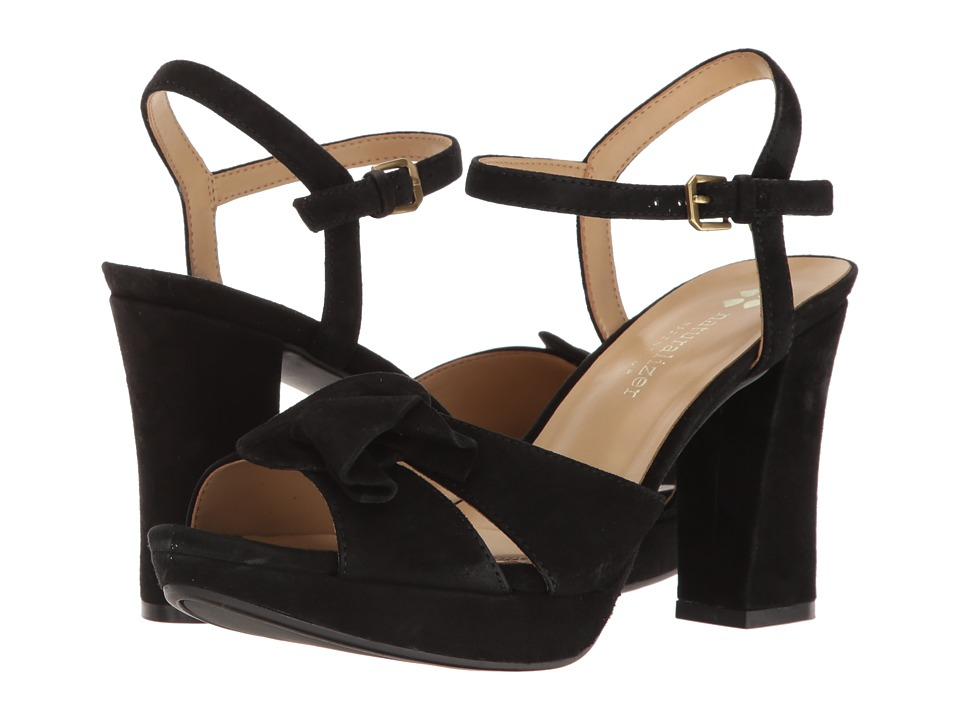 Naturalizer Adelle (Black Suede) Women