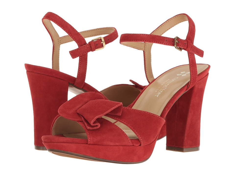 Naturalizer Adelle (Red Suede) Women