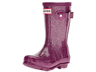 Hunter Kids Original Kids' Glitter Finish Wellington Rain Boots (Toddler/Little Kid)