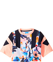 adidas Originals Kids - EQT Cropped Tee (Toddler/Little Kids/Big Kids)