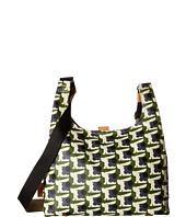 Orla Kiely - Matt Laminated Baby Bunny Print Midi Sling Bag