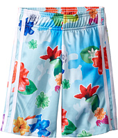 adidas Originals Kids - Flower Shorts (Toddler/Little Kids/Big Kids)
