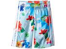 adidas Originals Kids - Flower Shorts (Toddler/Little Kids/Big Kids)
