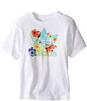adidas Originals Kids - Flower Tee (Toddler/Little Kids/Big Kids)