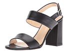 Summit by White Mountain - Morna (Black Leather)
