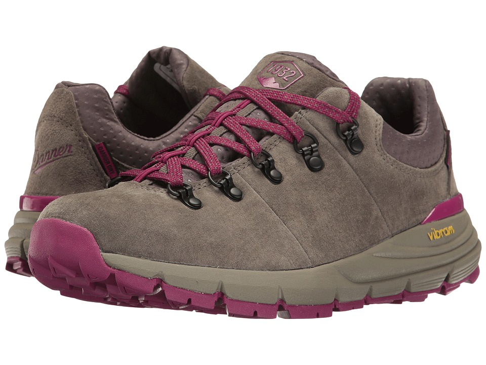 Danner Mountain 600 Low 3 (Gray/Plum) Women's Shoes