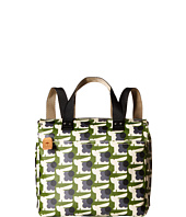 Orla Kiely - Matt Laminated Baby Bunny Print Small Backpack