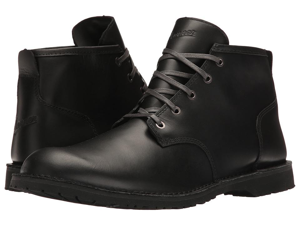 Danner - Wolf Creek Chukka (Black) Mens Shoes