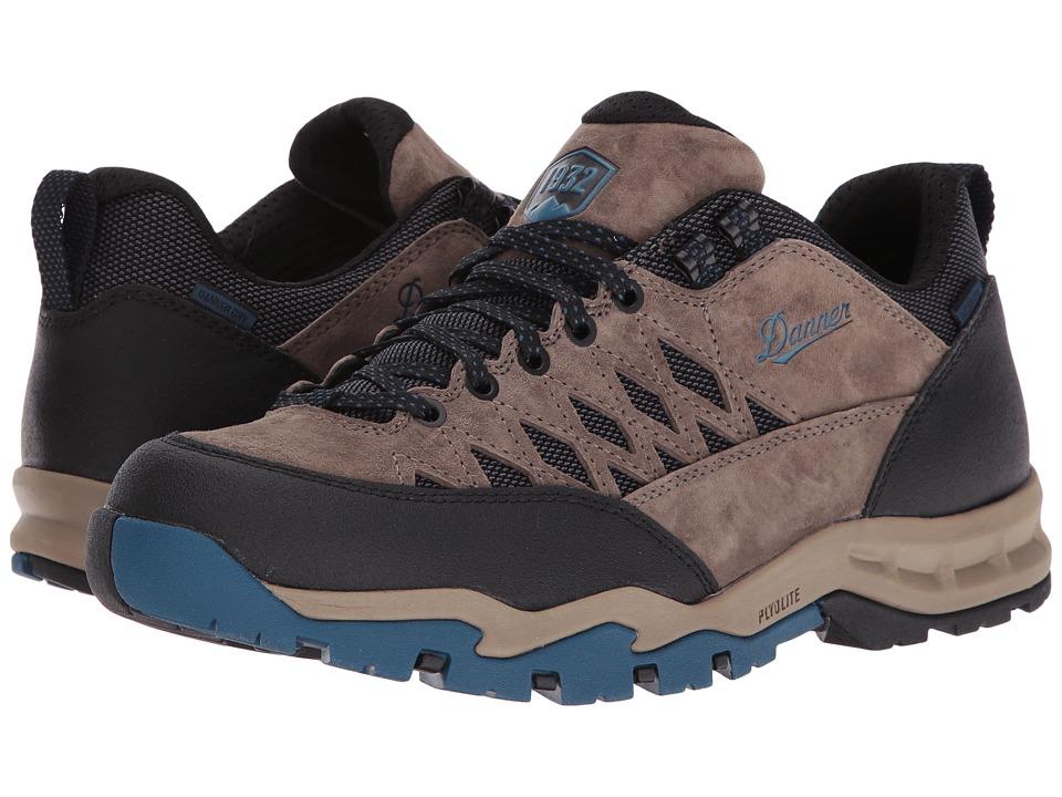 Danner - Trail Trek Light 3 (Gray/Blue) Mens Shoes