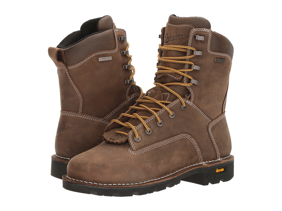 Danner - Gritstone 8 (Brown) Mens Shoes