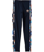 adidas Originals Kids - Trefoil Leggings (Toddler/Little Kids/Big Kids)