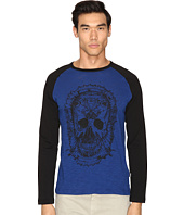 Just Cavalli - Skull Baseball T-Shirt