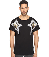 Just Cavalli - Start Printed T-Shirt