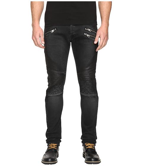 Just Cavalli Moto Jeans - Black