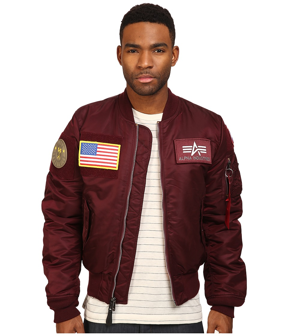 Alpha Industries - MA-1 Flex Slim Flight Jacket