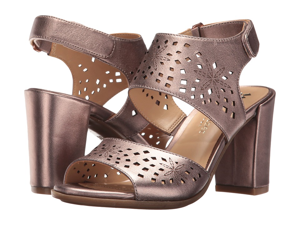 Naturalizer Zinna (Bronze Leather) Women