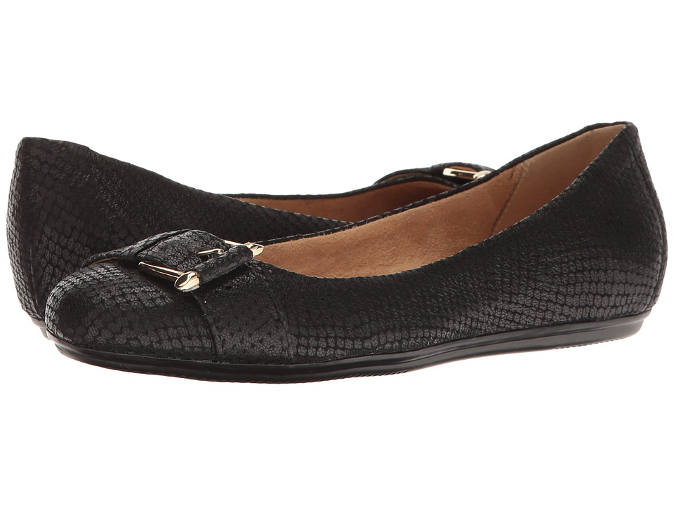 Naturalizer Bayberry (Black Leather) Women