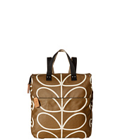 Orla Kiely - Matt Laminated Giant Linear Stem Print Backpack
