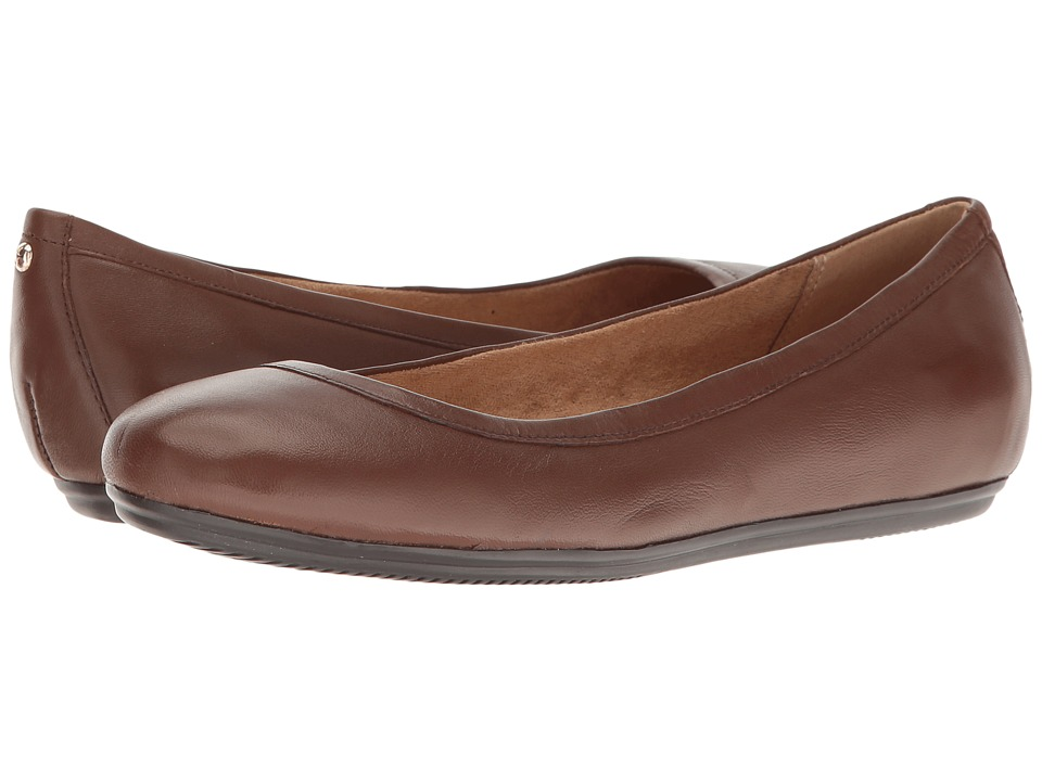 Naturalizer Brittany (Coffee Bean Leather) Flats