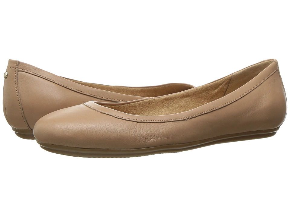 Naturalizer Brittany (Chai Leather) Flats