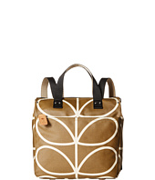 Orla Kiely - Matt Laminated Giant Linear Stem Print Small Backpack