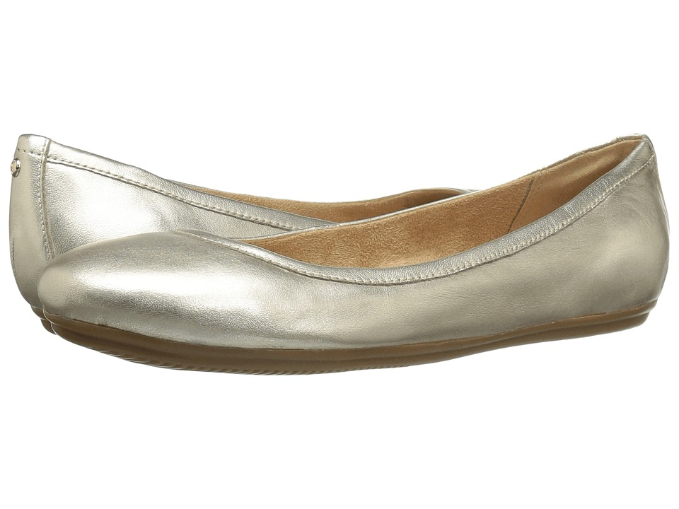 Naturalizer Brittany (Platina Leather) Flats