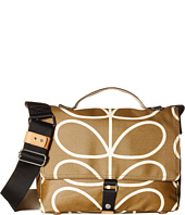 Orla Kiely - Matt Laminated Giant Linear Stem Print Satchel